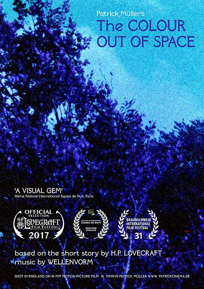 The Colour Out of Space (2017)