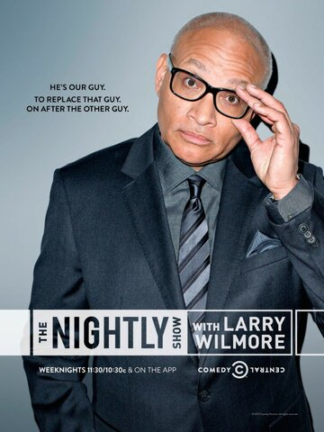 The Nightly Show with Larry Wilmore (2015)